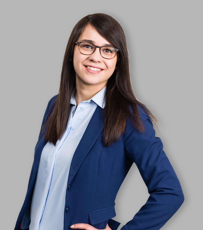 Alessia Scirè bei Riegler